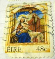 Ireland 2004 Christmas 48c - Used - 1949-... Repubblica D'Irlanda