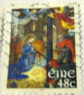 Ireland 2006 Christmas 48c - Used - 1949-... Repubblica D'Irlanda