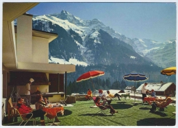 CP CHAMPERY  SUISSE  VALAIS   HOTEL - Suisse
