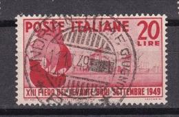 ITALIA REP.  Us  1949    S. 610  Vedi Foto ! - 6. 1946-.. Repubblica