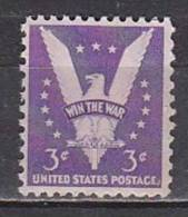 H1105 - ETATS UNIS UNITED STATES Yv N°458 ** - Nuovi