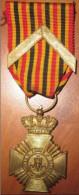 Médaille Ancienneté Armée Belge - 1939-45