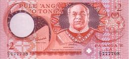 TONGA   2 Pa'anga   Non Daté (1995)   Pick 32     *****  BILLET  NEUF  ***** - Tonga