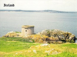 1 AK Irland Ireland * Insel Ireland's Eye Mit Martello Turm Im County Fingal * - Non Classificati