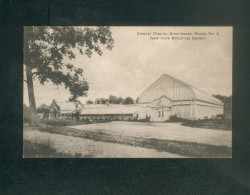 USA - New York Botanical Garden - Bronx Park - Central Display  Greenhouse Range No 2  ( The Alberttype Co) - Bronx