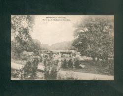 USA - New York Botanical Garden - Bronx Park - Herbaceous Grounds  ( The Alberttype Co) - Bronx