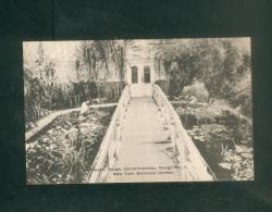 USA - New York Botanical Garden - Bronx Park - Aquatic House Conservatories Range N° 1( The Alberttype Co) - Bronx