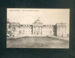 USA - New York Botanical Garden - Bronx Park - Museum Building  ( The Alberttype Co) - Bronx