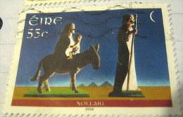 Ireland 2008 Christmas 55c - Used - 1949-... Repubblica D'Irlanda