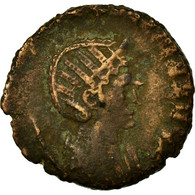 Monnaie, Salonine, Antoninien, Roma, TTB, Billon, Cohen:39 - 5. L'Anarchie Militaire (235 à 284)