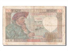[#202994] 50 Francs Type Jacques C - 1871-1952 Anciens Francs Circulés Au XXème