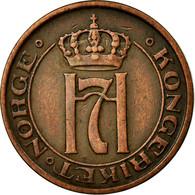 Monnaie, Norvège, Haakon VII, 2 Öre, 1912, TTB, Bronze, KM:371 - Norvège