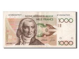 [#302954] Belgique, 1000 Francs Type Gretry - [ 2] 1831-... : Belgian Kingdom