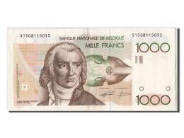 Belgique, 1000 Francs Type Gretry - [ 2] 1831-... : Belgian Kingdom
