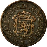 Monnaie, Luxembourg, William III, 5 Centimes, 1870, Utrecht, TTB, Bronze - Luxemburg