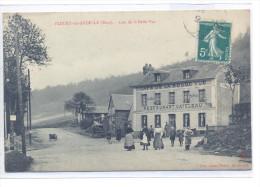 27 FLEURY SUR ANDELLE - Lieu De La Belle Vue  1910 - Frankrijk