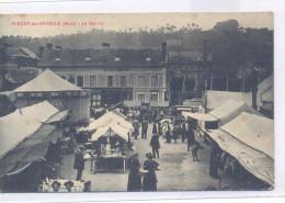 27 Fleury Sur Andelle Le Marché 1916 - Frankreich