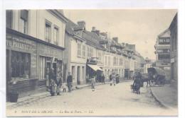 27 Pont De L'Arche - Rue De Paris Circulee - Pont-de-l'Arche