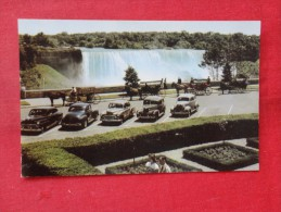 Ontario > Niagara Falls    Classic Autos By  Oakes Gardens  Not Mailed   Ref 1218 - Chutes Du Niagara