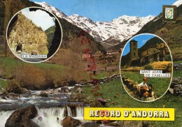 ANDORRE - RECORD D´ ANDORRA - LA MASSANA - SANT JOAN DE CASELLES - Andorra