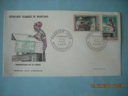 LOT  F 524  MAURITANIE    235  PROMOTION DE LA FEMME - Mauritanie (1960-...)