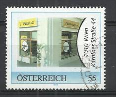 AUSTRIA 2006 - PERSONAL STAMP - USED OBLITERE GESTEMPELT USADO - 1945-.... 2ème République