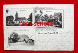 RUTEN N.M. Soldin ? - Z. B. Gasthaus F. STUTZBERG - 1904 - Neumark