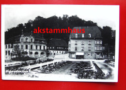PLANITZ Zwickau - Foto-AK - Gasthof Z. GRÜNEN TAL - Non Classés