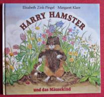 Kinder Buch Harry Hamster Und Das Mäusekind - Zink-Pingel - - Boeken Voor Kinderen