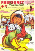 Fripounet Et Marisette - N° 42 - 18 Octobre 1959 - Fripounet