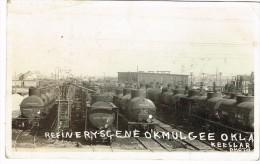 """Refinery-scene Okmulgee Oklahoma"" - Ohne Zuordnung"
