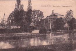 Tirlemont 106: Vue Du Parc Saint-Georges 1922 - Tienen
