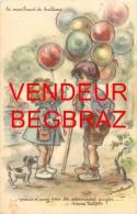 GERMAINE BOURET    ILLUSTRATEUR   ENFANT  MARCHAND DE BALLONS - Bouret, Germaine