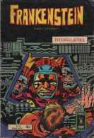 FRANKENSTEIN N° 18 BE AREDIT 09-1980 COMICS POCKET - Frankenstein