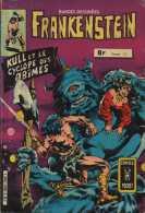 FRANKENSTEIN RECUEIL 3288 ( 19  + Inattendu 25 ) BE AREDIT 1980 COMICS POCKET - Frankenstein