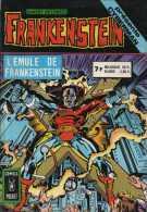 FRANKENSTEIN RECUEIL 3197 ( 9 10 )  BE AREDIT 1978 COMICS POCKET - Frankenstein
