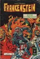 FRANKENSTEIN N° 17 BE AREDIT COMICS POCKET 04-1980 - Frankenstein