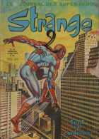 STRANGE N° 41 BE LUG 05-1973 - Strange