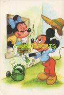 CPA ILLUSTRATEUR  DESSIN MICKEY MOUSE 1963 WALT DISNEY - Disney
