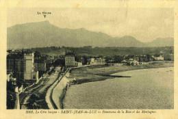 SAINT JEAN DE LUZ  - PYRENEES ATLANTIQUES   (64) - PEU COURANTE CPA. - Saint Jean De Luz