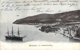 35 - Dinard - Le Promontoire (voilier) - Dinard
