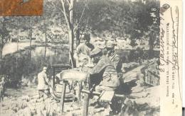 Guerre 1914-15  Ravin De La HOUGUETTE , Bon état ( Voir Scan ) - War 1914-18