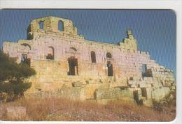 Syria - Old Ruins - Syria