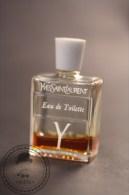 Vintage Miniature Collectable Perfume Bottle - Yves Sain Laurent Eau De Toilette - Miniaturas Modernas (desde 1961)