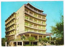 M1421 Senigallia (Ancona) - Hotel Royal / Viaggiata 1968 - Italia