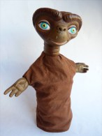 RARE MARIONNETTE E.T. l'extra terrestre  - 80s