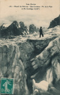 MASSIF DU PELVOUX - Une Crevasse - Pic De La Pipe Et Pic Coolidge - Francia