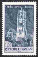 France N° 1504 ** Site - Monument - Cathédrale De Rodez - France