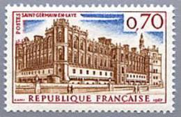 France N° 1501 ** Site - Monument - Saint Germain En Laye Le Château - France