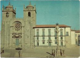 Nº20 SÉ CATEDRAL E PELOURINHO DO TERREIRO DE D. AFONSO HENRIQUES - PORTO - Porto
